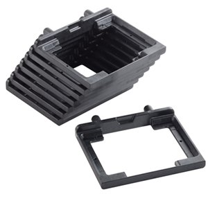 Set of 8 replacement carriers