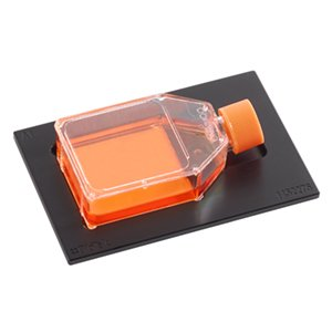 T25 cell culture flask adapter