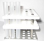 BioTek 48-Tube Rack for 12-13 mm Test Tubes