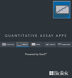 Quantitative Assay Apps