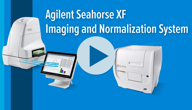 Agilent Seahorse XF Imaging and Normalization System
