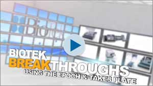 BioTek Breakthrough: Using the Epoch & Take3 Plate (繁體中文)
