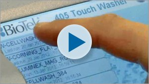 405 Touch - Touch Screen Introduction