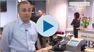 MultiFlo FX with RAD technology at Analytica 2014